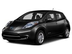 Used 2016 Nissan LEAF SV Hatchback in South Burlington