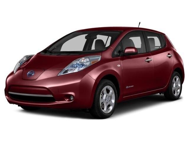 2016 Nissan LEAF SV Hatchback