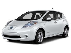 2016 Nissan Leaf 4dr HB SV Car