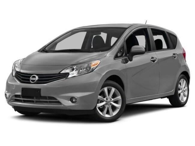 2016 Nissan Versa Note SV HB CVT 1.6 SV