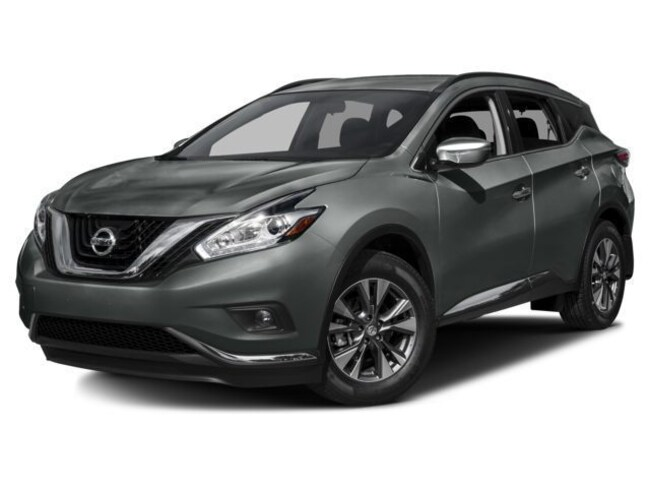 New 2016 Nissan Murano SV SUV in Chattanooga