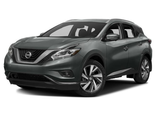 Used 2016 Nissan Murano SL SUV for Sale in Downers Grove at Max Madsen Mitsubishi