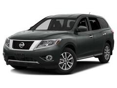 2016 Nissan Pathfinder 2WD 4dr S Sport Utility