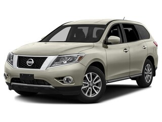 used 2016 Nissan Pathfinder SUV in Lafayette