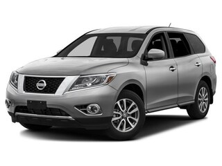 2016 Nissan Pathfinder 4WD 4dr S SUV