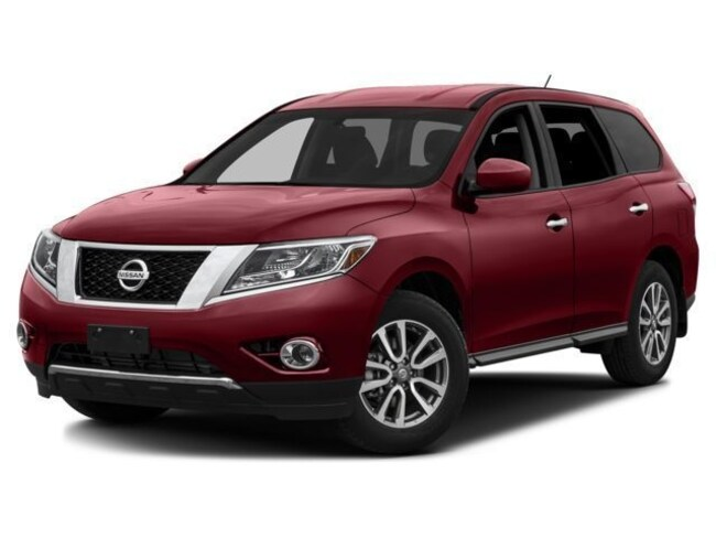 Used 2016 Nissan Pathfinder For Sale in Frederick MD   Stock: P2191