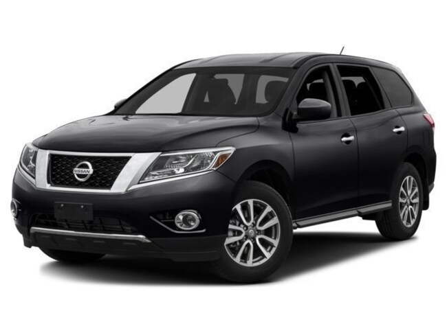 2016 Nissan Pathfinder SV 4WD  SV