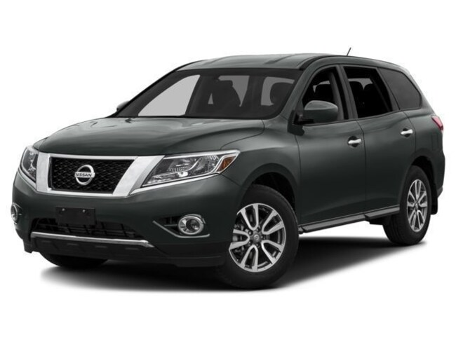 New 2016 Nissan Pathfinder SV SUV in Chattanooga
