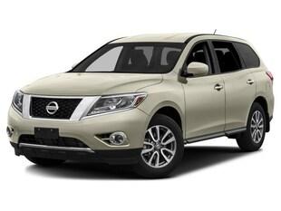 2016 Nissan Pathfinder SV SUV