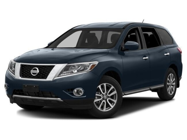 Used 2016 Nissan Pathfinder SV SUV For Sale Mount Airy, NC