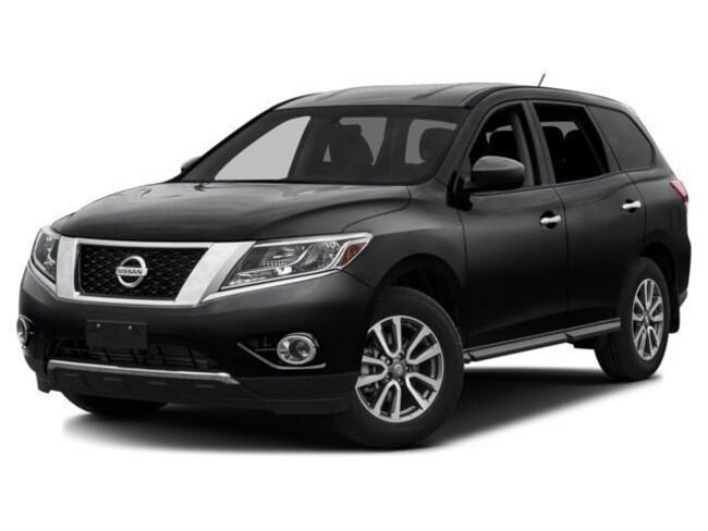 2016 Nissan Pathfinder SL SUV