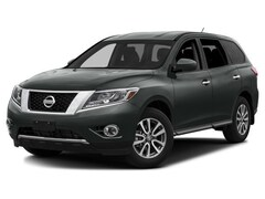 Certified Pre-Owned 2016 Nissan Pathfinder SL SUV in Manchester, NH