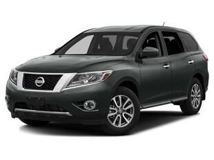 2016 Nissan Pathfinder Platinum SUV
