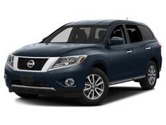 Used 2016 Nissan Pathfinder Platinum SUV for sale in Triadelphia, WV near Washington PA