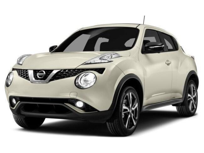new 2016 Nissan Juke SV SUV in Bayside