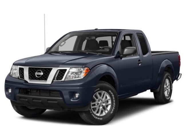 2016 Nissan Frontier SV Extended Cab Truck