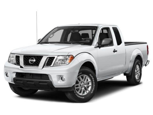 2016 Nissan Frontier SV King Cab 5AT 4WD Truck King Cab