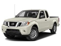 2016 Nissan Frontier PRO 4X Truck