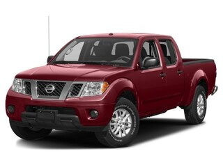 Used 2016 Nissan Frontier PRO-4X PICKUP near Providence