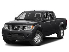 2016 Nissan Frontier SV 4x4 Crew Cab 4.75 ft. box 125.9 in. WB