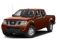 2016 Nissan Frontier PRO-4X Truck Crew Cab