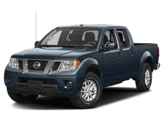 Used 2016 Nissan Frontier 4WD Crew Cab SWB Manual PRO-4X Truck Crew Cab Medford, OR