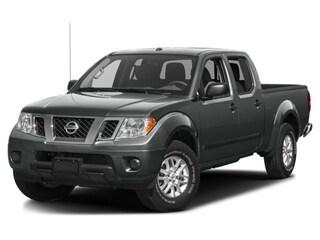 Used 2016 Nissan Frontier 4WD Crew Cab SWB Auto PRO-4X Truck Crew Cab Medford, OR