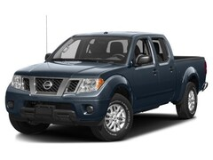 Used 2016 Nissan Frontier PRO-4X Truck Crew Cab For Sale in Meridian, MS
