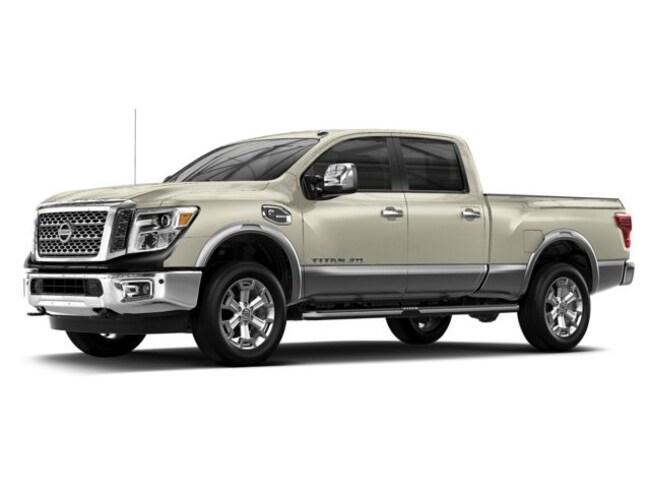 2016 Nissan Titan XD SL Diesel Truck Crew Cab
