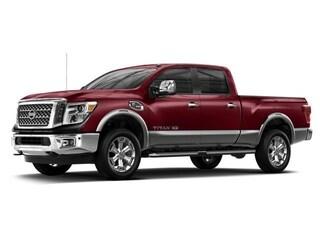2016 Nissan Titan XD Platinum Reserve Truck