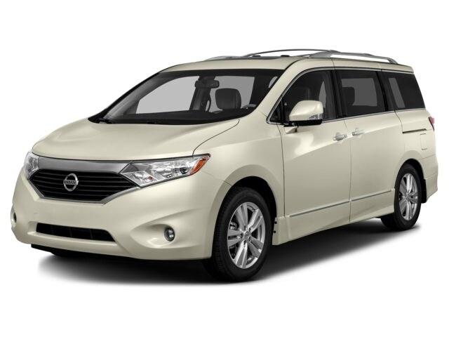 2016 Nissan Quest S Van Passenger Van