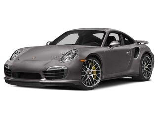2016 Porsche 911 Turbo Coupe
