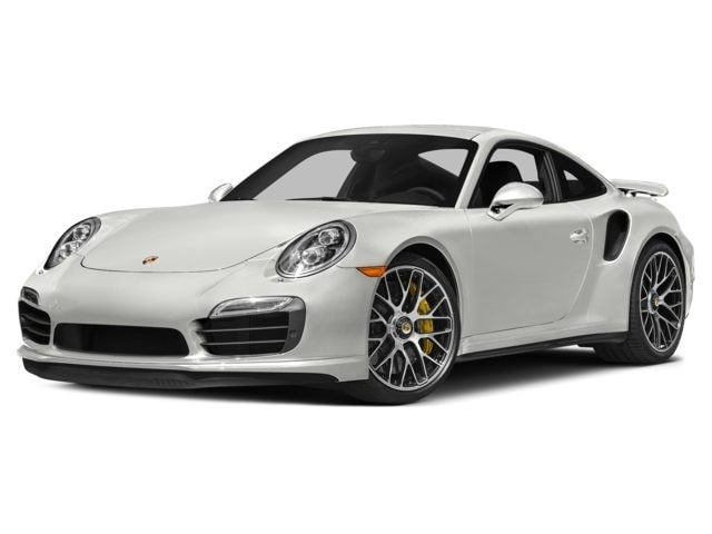 2016 Porsche 911 2DR CPE Turbo S AWD Turbo S  Coupe