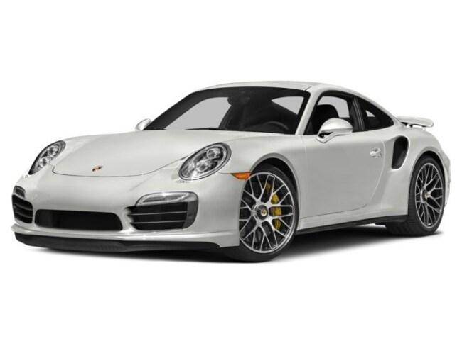 2016 Porsche 911 Turbo Coupe
