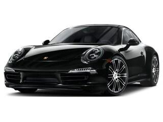 Used 2016 Porsche 911 Carrera Black Edition Coupe for sale in Houston, TX