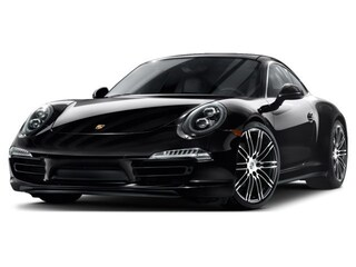 Pre-Owned 2016 Porsche 911 Carrera Black Edition 2dr Cpe Coupe for sale in Houston, TX