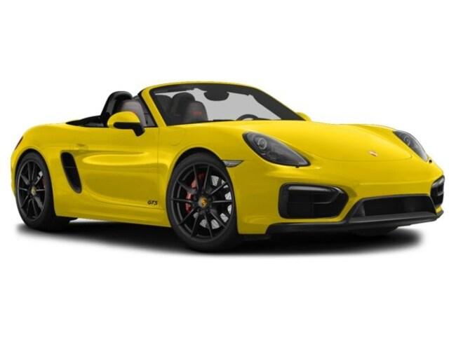 Used 2016 Porsche Boxster For Sale near Birmingham, AL