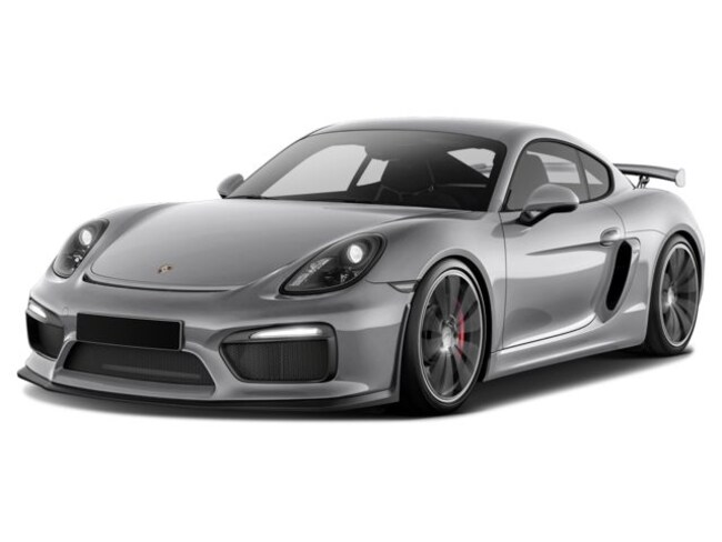 For Sale in Eastpointe: Pre-Owned 2016 Porsche Cayman GT4 Coupe