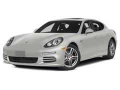 2016 Porsche Panamera 4 Hatchback