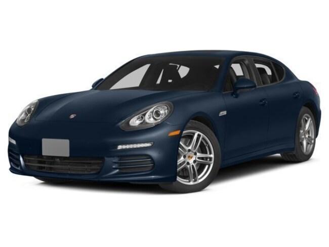 2016 Porsche Panamera 4 Sport Turismo