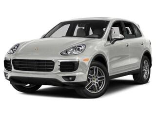 Used 2016 Porsche Cayenne S SUV Burlington MA