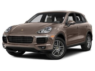Used 2016 Porsche Cayenne S SUV for sale in Houston, TX