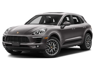 Used 2016 Porsche Macan Turbo AWD 4dr for sale in Irondale, AL