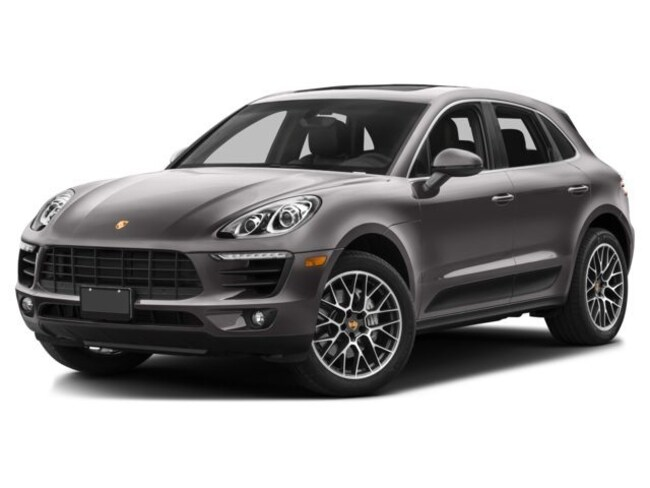 Used 2016 Porsche Macan Turbo SUV for sale in Houston, TX