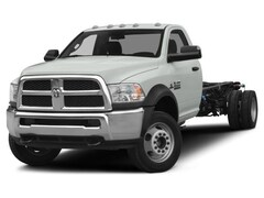 New 2016 Ram 3500 TRADESMAN CHASSIS REGULAR CAB 4X4 143.5 WB Regular Cab for sale in Decatur, IL