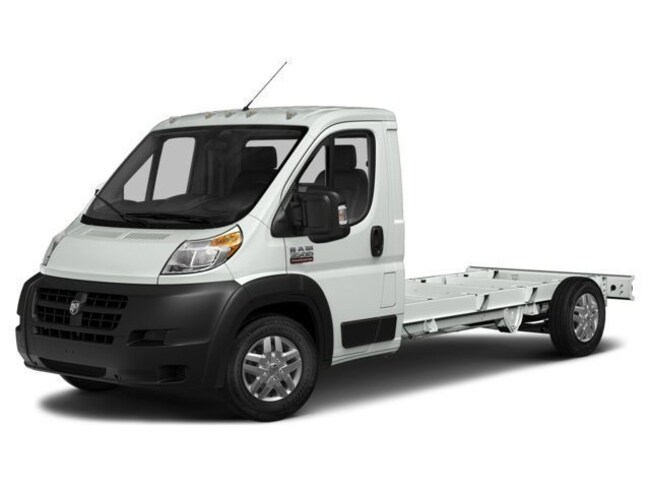 2016 Ram Promaster 2500 Cutaway 136 WB Chassis Truck