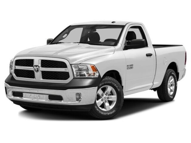 Used 2016 Ram 1500 TRADESMAN, 5.7L V8, POWER PACKAGE, BED LINER, Truck Regular Cab near Charleston, SC