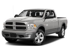 2016 Ram 1500 SLT Crew Cab Truck 1C6RR7GG3GS106540 for sale in Somerset, MA at Somerset Chrysler Jeep Dodge Ram