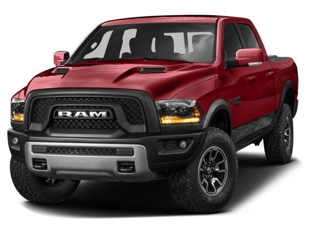 2016 Ram 1500 Rebel Truck Crew Cab