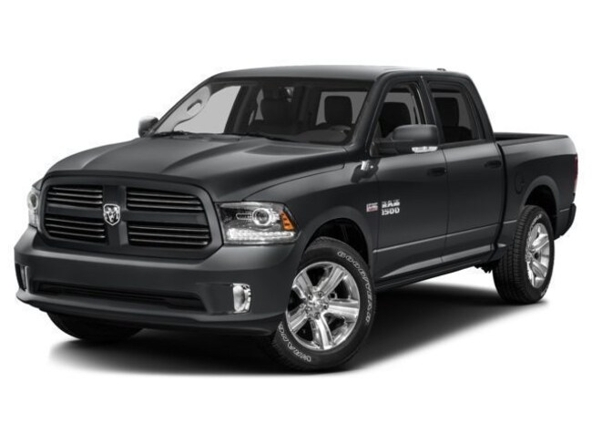 2016 Ram 1500 Outdoorsman 4WD Crew Cab 140.5 Outdoorsman
